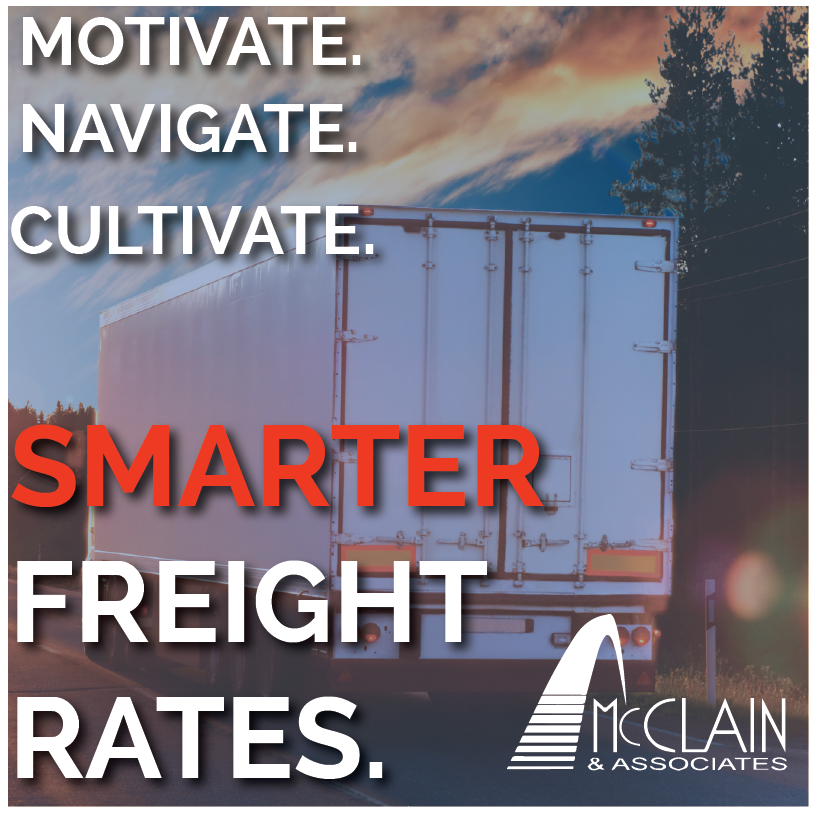 Smarter Freigth Rates sq • McClain & Associates, Ltd - LTL